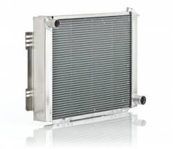 Be Cool Radiator - BCI10009 - Becool Aluminator Direct Fit Radiator, 300Hp, Standard Transmission, 67-69 Camaro/Firebird, 64-65 Chevelle/El Camino - Image 2