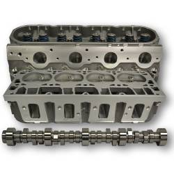 Cylinder Heads - Performance Head Packages - GM Performance Parts - 19300535 - CNC LS3 Cylinder Head and Cam Kit